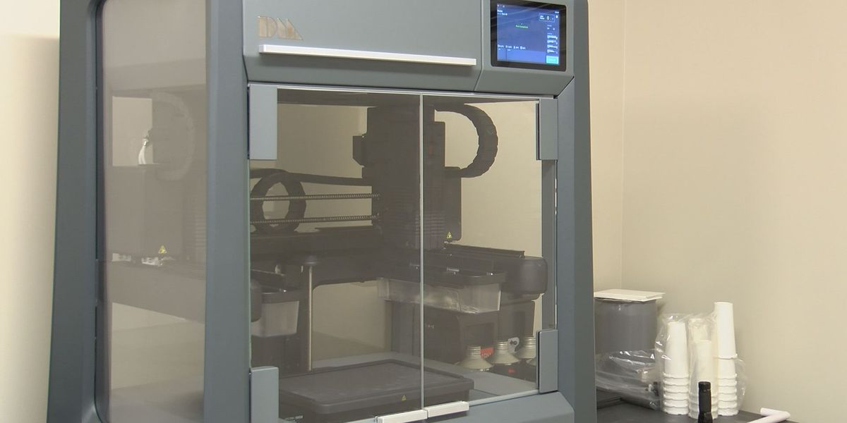 Albany Technical College adds 3D printer to Engineering program