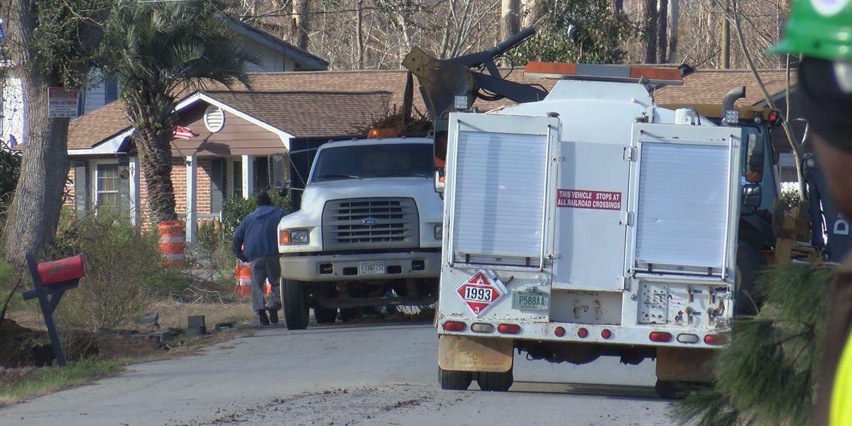 Neighbors excited to see Radium Springs repairs underway