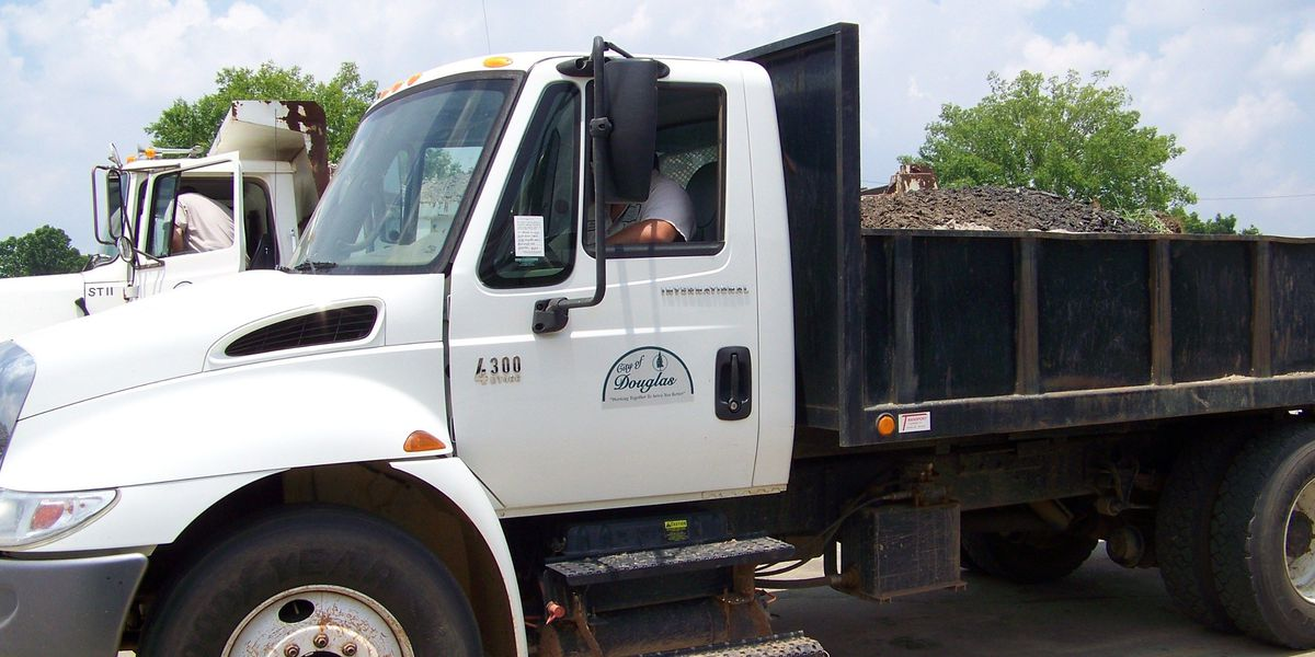 City of Douglas offers junk drop-off days for residents