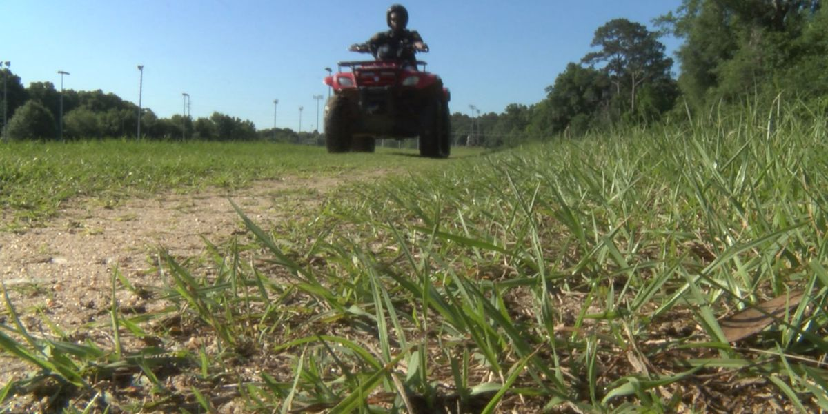 ASU tells riders to stay off river berm