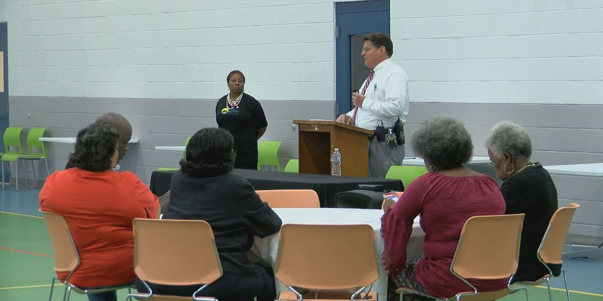 Albany residents learn about identity theft prevention