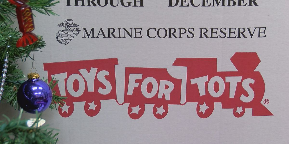 Berrien Co. Sheriff's Office hosts Toys for Tots drive