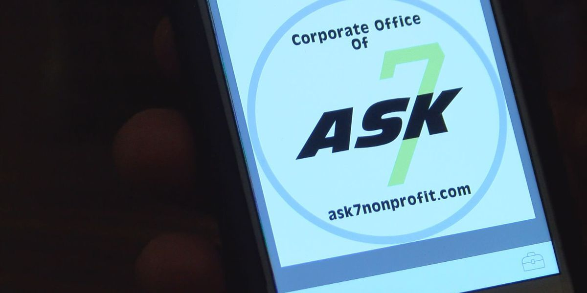 Ask 7 aims to hold non-profits accountable