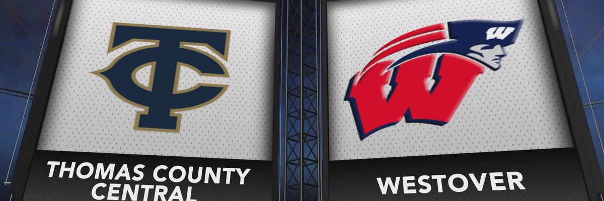 Game of the Week: Thomas County Central @ Westover