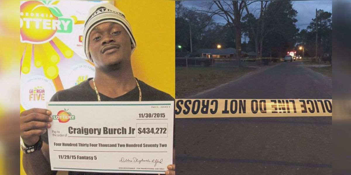 Recent lottery winner killed in home invasion