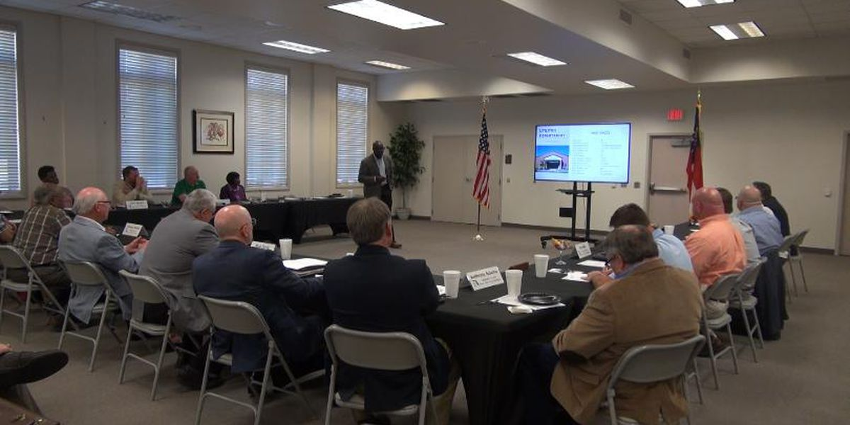Valdosta, task force search for sewage spill solutions