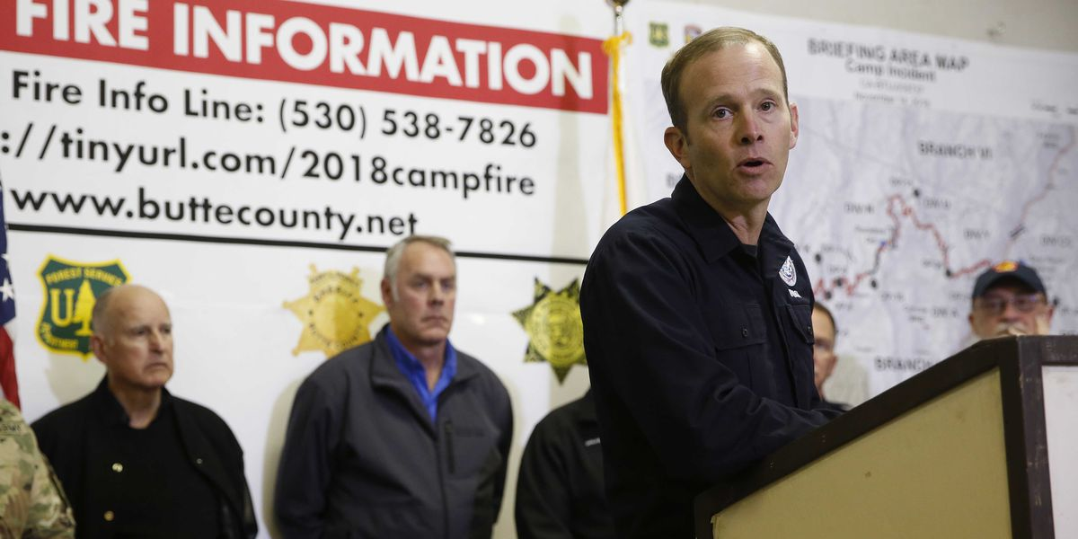 FEMA head Brock Long, investigated over vehicle use, resigns