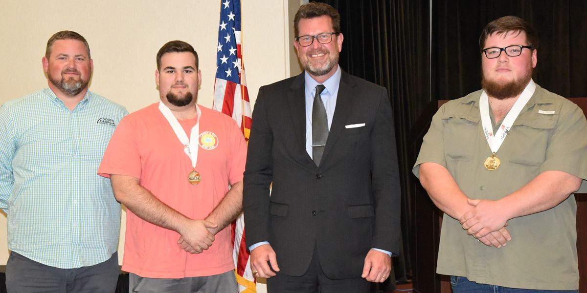 3 SGTC students to compete in skills competition