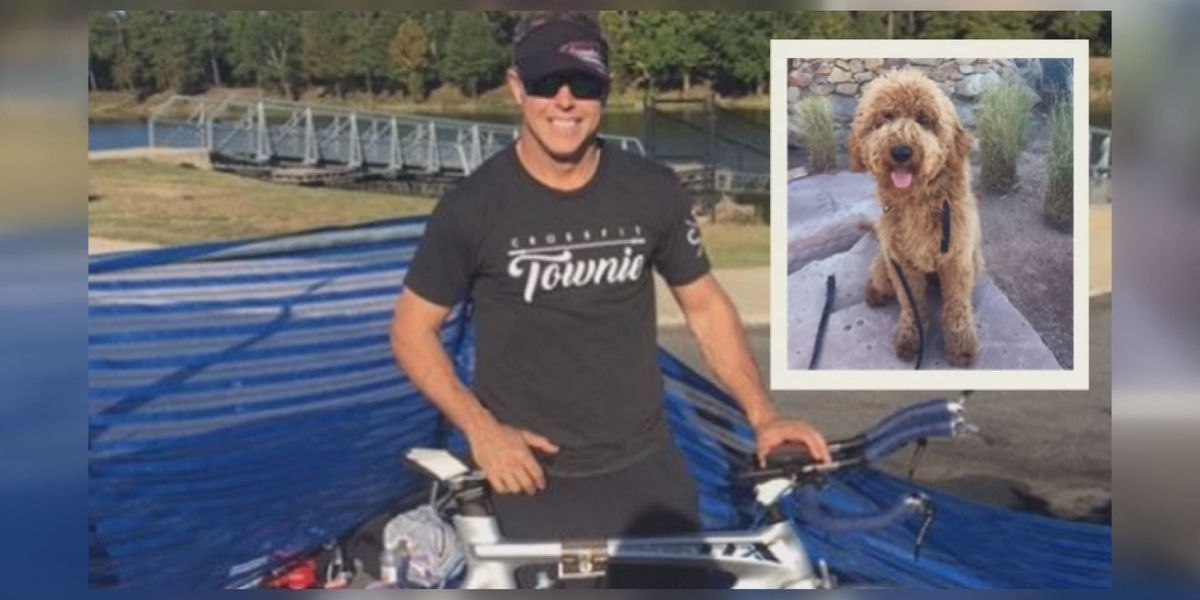 Thomasville man raising money for life-saving companion dog