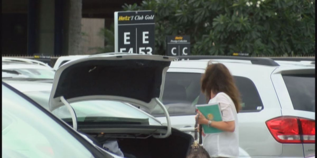 Car rentals available for storm victims