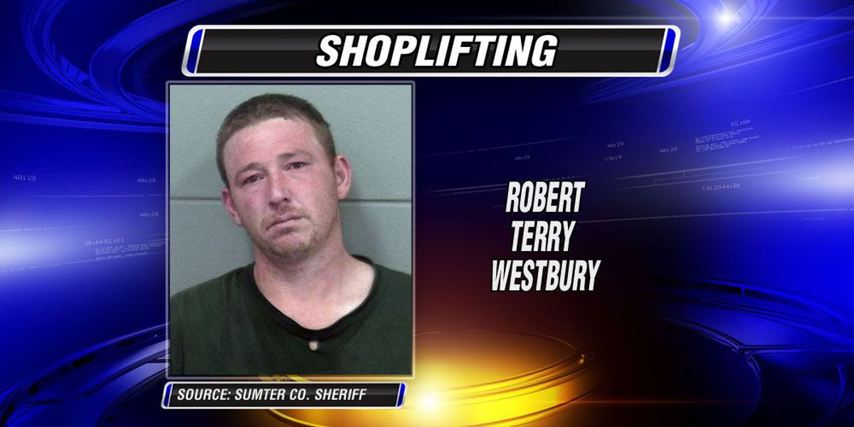 Americus man arrested for huge shoplifting haul