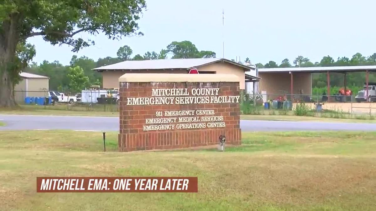 Mitchell Co. EMA director talks recovery after Hurricane Michael