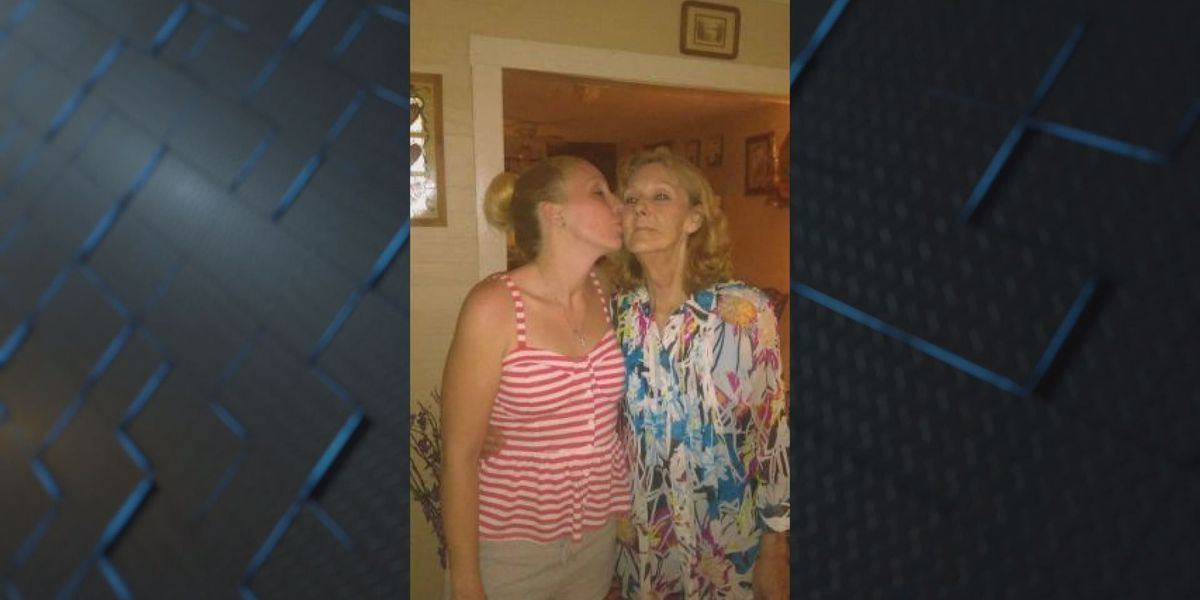 Mother and daughter spend final moments together before fatal storm