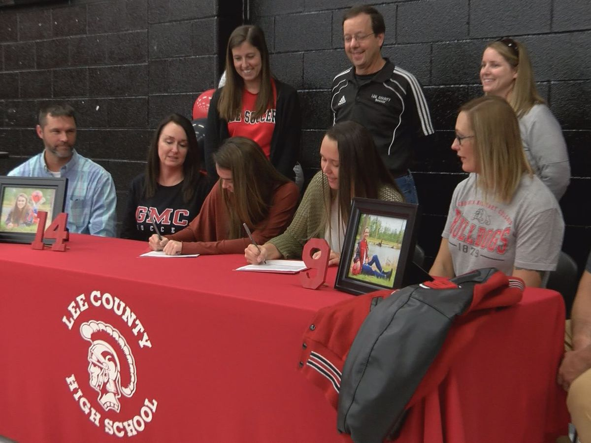 Inseparable: 2 Lady Trojans will remain teammates at GMC