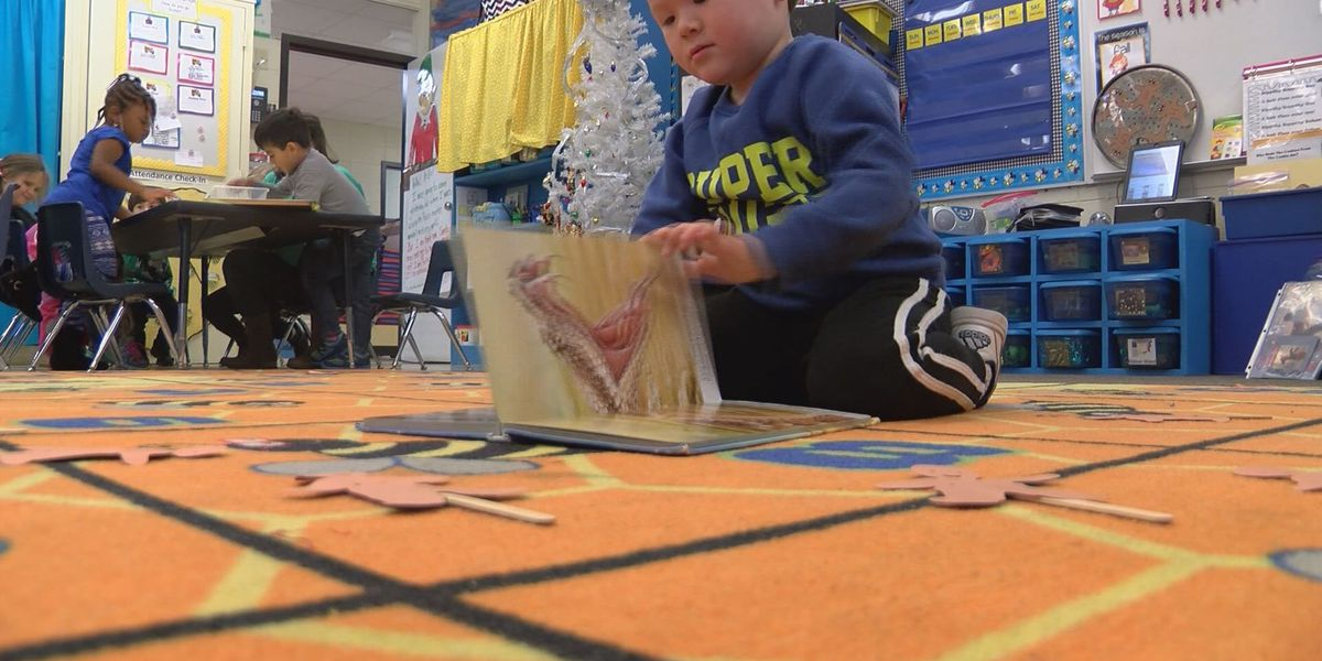 Grant to help Lee Co. kids with literacy