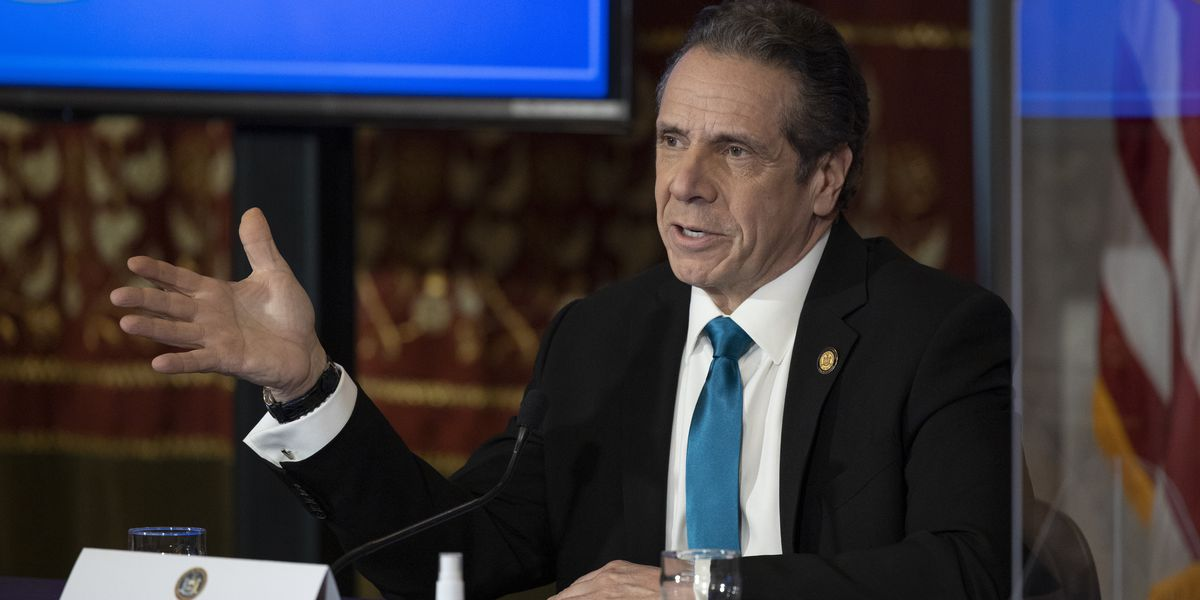 2nd former aide accuses Cuomo of sexual harassment
